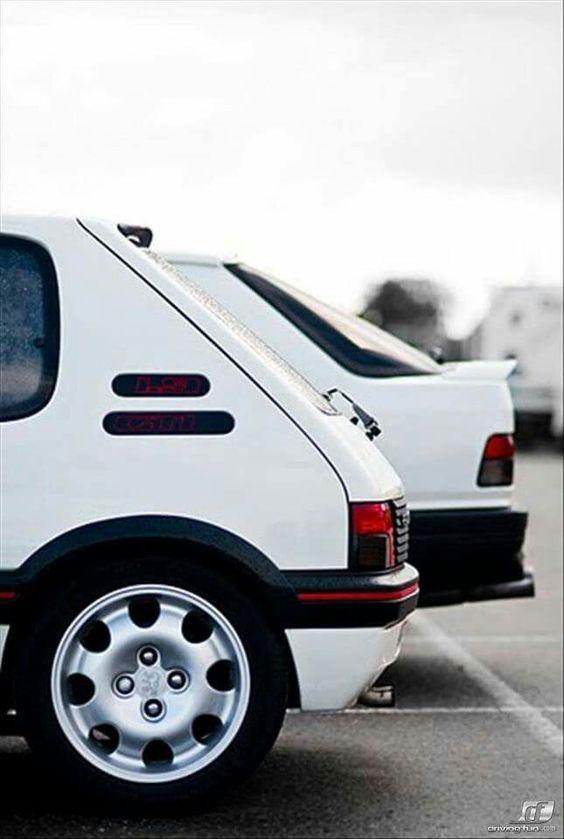 Peugeot 205 309 GTI
