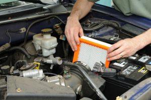 nettoyage filtre voiture